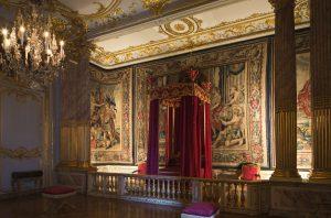 Appartement du roi – Palais Rohan © Christophe Hamm