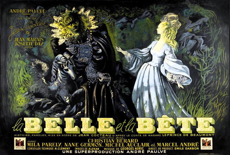 Belle et la Bête Cocteau