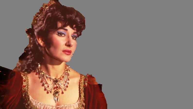 Maria Callas dans le rôle de Tosca