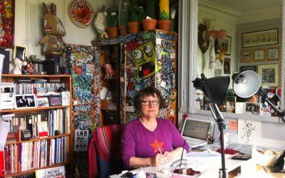 Florence Cestac : le Questionnaire de Proust BD