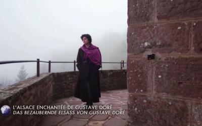 Invitation au voyage (ARTE) L'Alsace enchantée de Gustave Doré