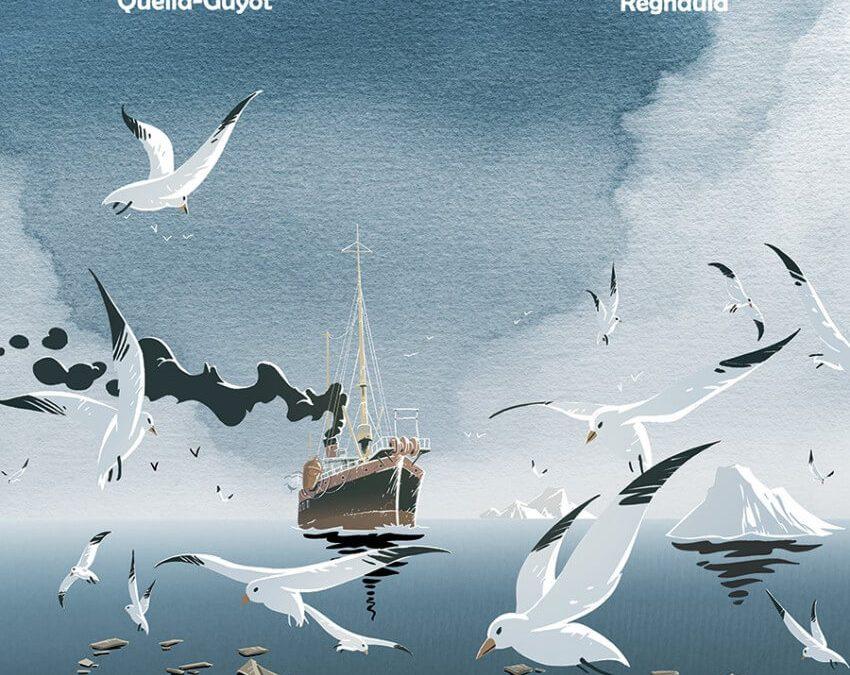 Halifax mon chagrin (Quellat-Guyot et Regnauld)